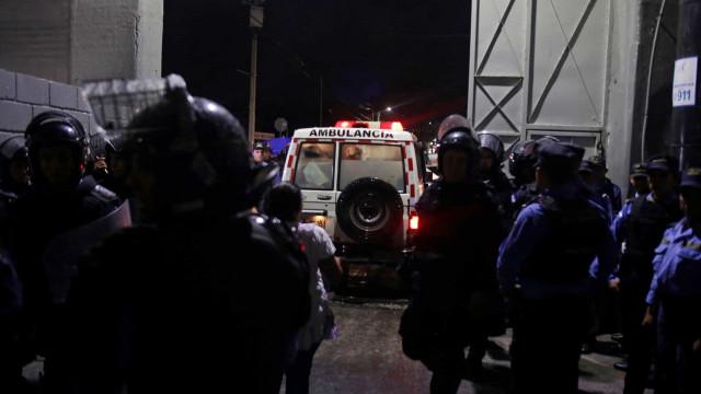 Confrontos antes de jogo de futebol nas Honduras fazem três mortos
