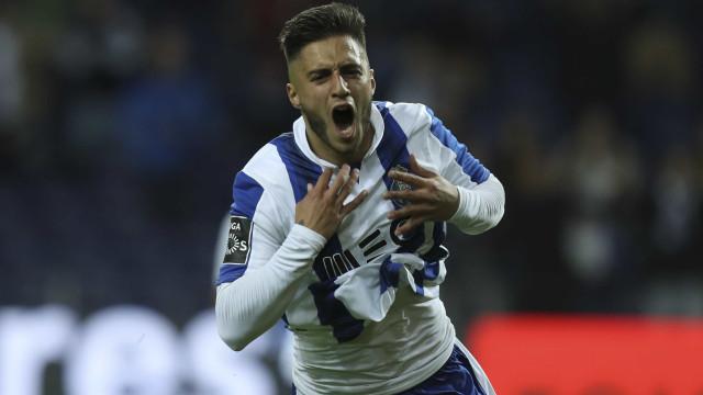 Oficial: FC Porto empresta Rui Pedro ao Granada B