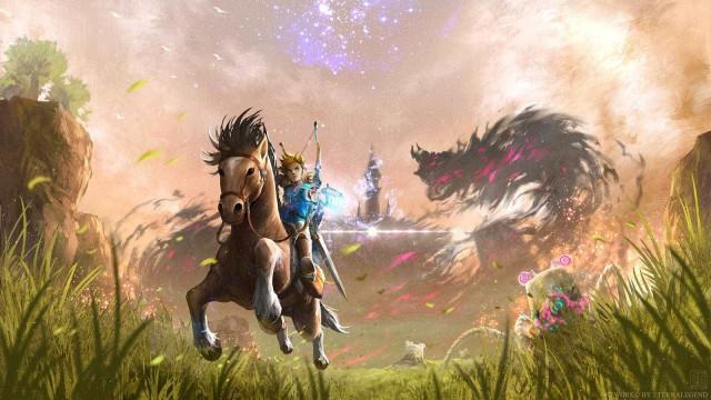 'The Legend of Zelda' da Swich é o mais vendido de sempre