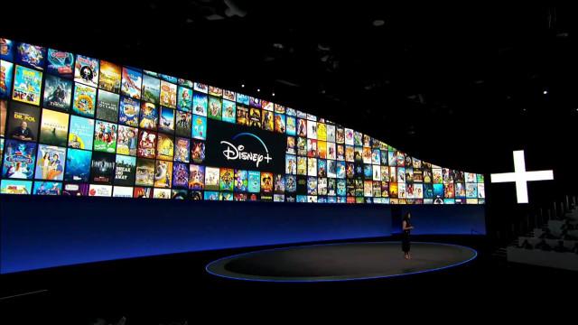 Disney+ será lançado em smartphones, televisões e até consolas
