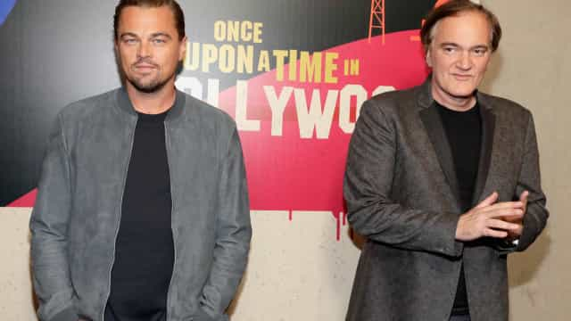 'Era uma vez'... Tarantino a destronar 'O Rei Leão'