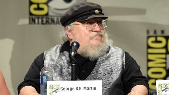 Final da série 'Game of Thrones' foi libertador, assume George RR Martin