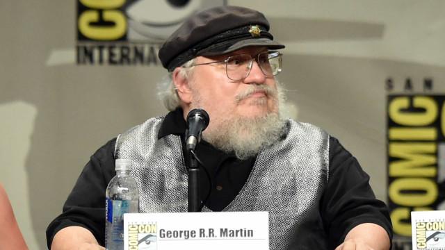 Final da série 'Game of Thrones' foi libertador, assume George RR Martin