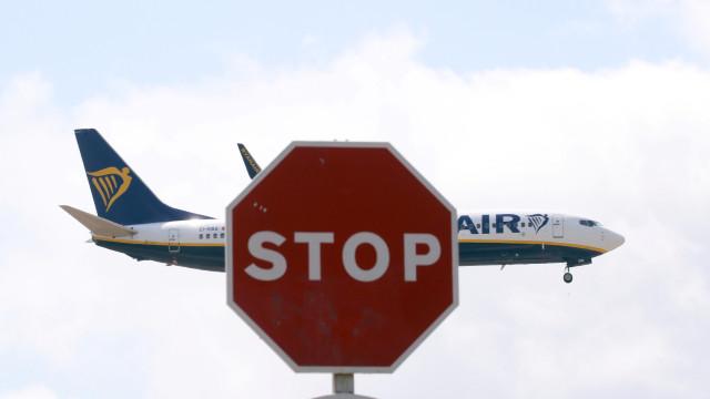 Governo decreta serviços mínimos para greve na Ryanair