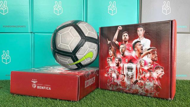 Chegou o presente ideal para os apaixonados do Benfica