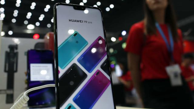 """Huawei diz que prorrogação de prazo nos EUA não muda """"tratamento injusto"""""""