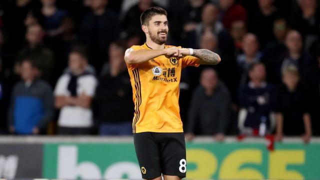 Wolves trava United e Inglaterra está rendida a dois príncipes lusitanos