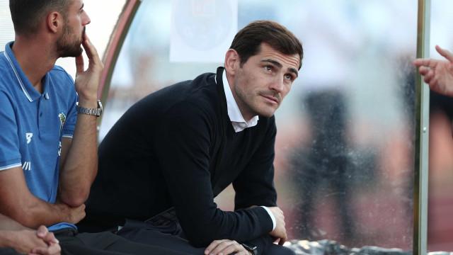 Futuro de Casillas decide-se em dezembro
