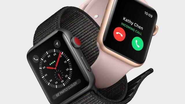 Novo Apple Watch pode surgir em cerâmica e titânio