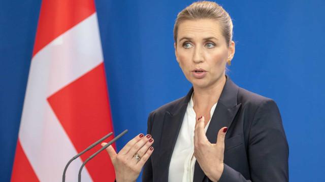 Primeira-ministra dinamarquesa surpreendida com visita de Trump cancelada
