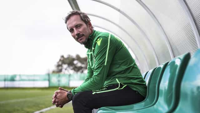 """Está a ser feito um caminho para recuperar um Sporting com pés e cabeça"""