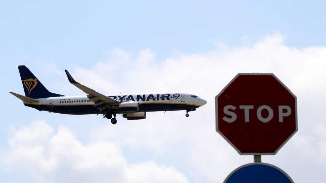 """Governo assegurou que """"Ryanair vai ser chamada à atenção"""""""