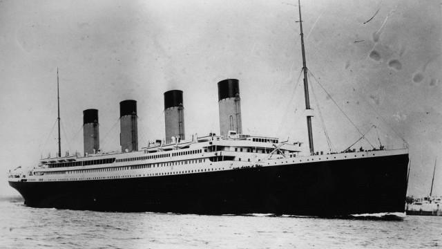 """Novas imagens do Titanic mostram deterioração """"chocante"""" do navio"""