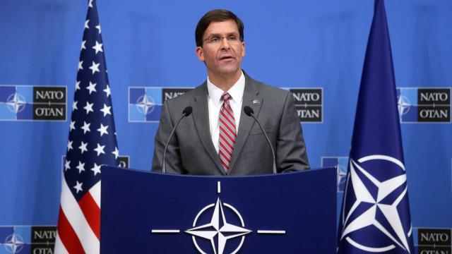 Chefe do Pentágono confirma morte de Hamza bin Landen