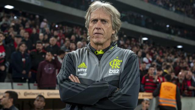 """Presidente do Flamengo e a possível saída de JJ: """"É uma grande novidade"""""""