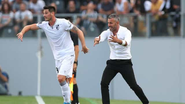 Vitória SC 'sobrevive' em Bucareste e traz decisão europeia para Portugal