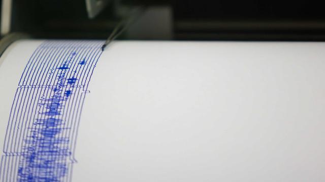Sismo de 2.9 na escala de Richter sentido em Setúbal