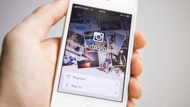 Instagram vem a público desmentir notícia falsa partilhada por famosos