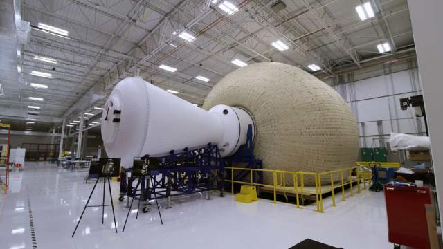 Viagem a Marte poderá ser possível com esta aeronave insuflável