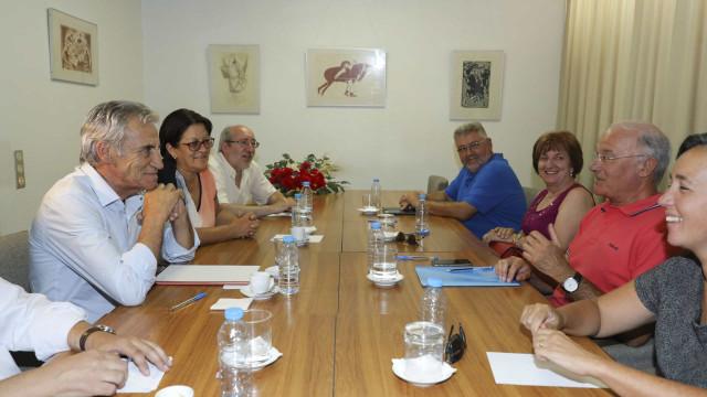 PCP e CGTP acusam Governo de exagerar nos serviços mínimos contra greve