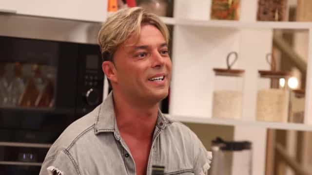 Sérgio Rossi e a mudança de visual no programa de Cristina Ferreira
