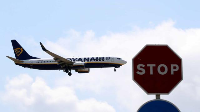 """""""Não vimos nada que garanta proteção aos tripulantes da Ryanair"""""""