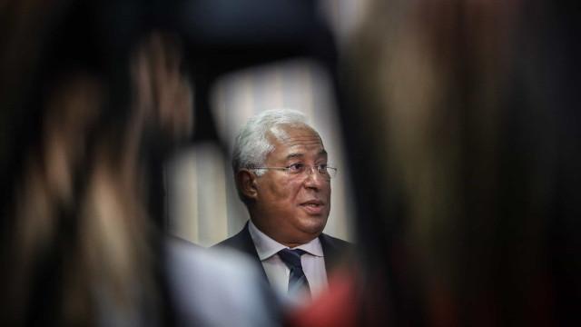 António Costa quer devolver salários a políticos na próxima legislatura