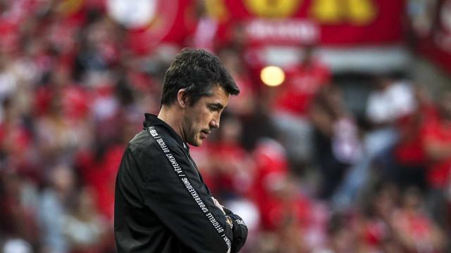 """""""Fomos um pouco para o jogo do FC Porto. Aí não temos hipóteses"""""""