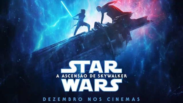 Revelado novo poster de 'Star Wars: A Ascensão de SkyWalker'