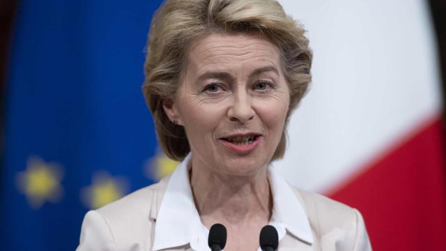 Comissão Von der Leyen começa a ganhar forma
