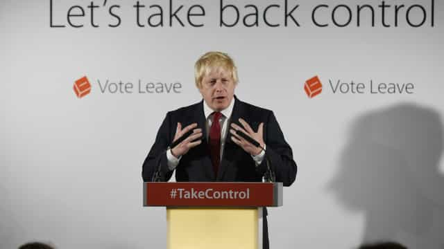 Sánchez abordou necessidade de Brexit ordenado com Boris Johnson