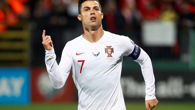 Cristiano Ronaldo já marcou a 150 rivais. Eis as dez 'vítimas' prediletas