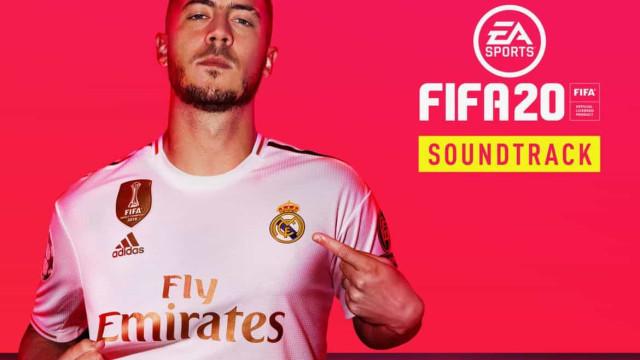 Ansioso por 'FIFA 20'? Comece o 'aquecimento' com a banda sonora