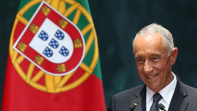 """Presidente da República defende que SNS merece """"constante aposta"""""""