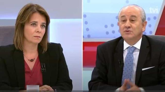 """""""Promiscuidade"""", acusou Catarina. Rui Rio falou em """"tabus ideológicos"""""""