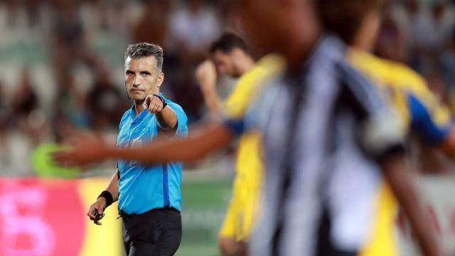 Portimonense apresenta queixa contra arbitragem na derrota com o FC Porto