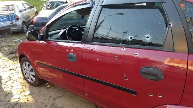 Casal e criança de seis anos mortos com cerca de 50 tiros no Brasil