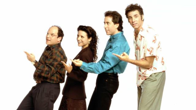 Sem 'Friends', Netflix garante maratonas de 'Seinfeld'