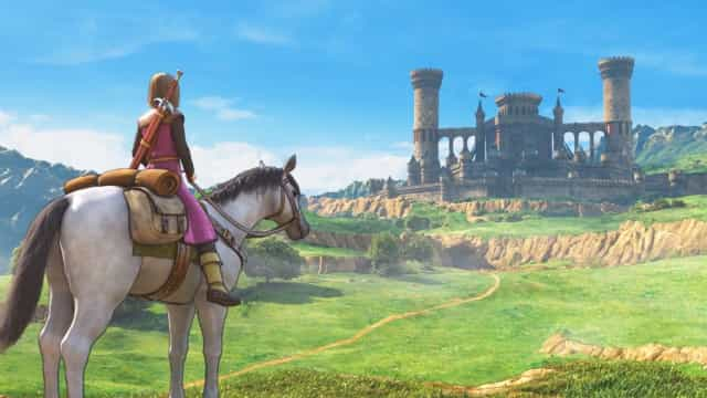 Os primeiros 'Dragon Quest' chegam ainda este mês à Switch