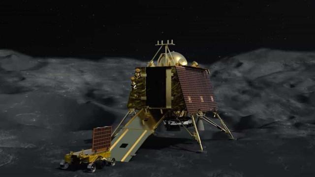 NASA quer ajudar a encontrar sonda indiana desaparecida