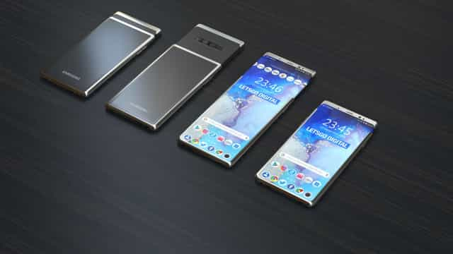 Patente da Samsung aponta para novo tipo de ecrã deslizante
