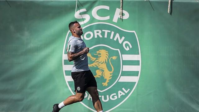 Jesé é baixa de última hora nos convocados do Sporting