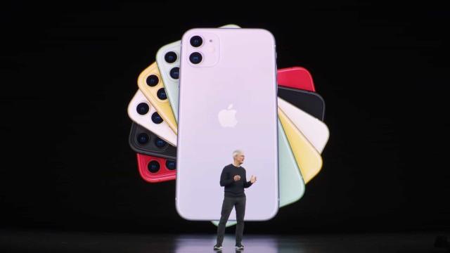 A bateria é considerada uma das grandes virtudes do iPhone 11