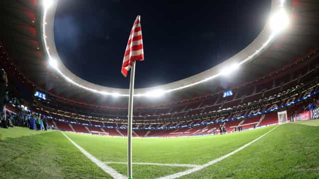 Atlético-Juventus: CR7 e João Félix titulares no Wanda Metropolitano