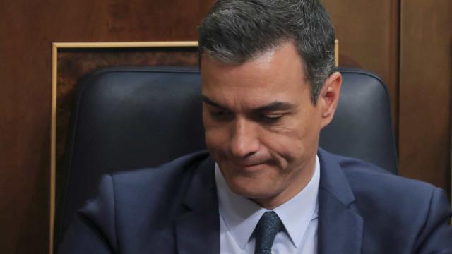 Solução para Espanha passa por compromisso entre PSOE e Cidadãos