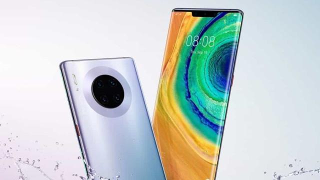 É oficial. Huawei apresentou o novo topo de gama, o Mate 30 Pro