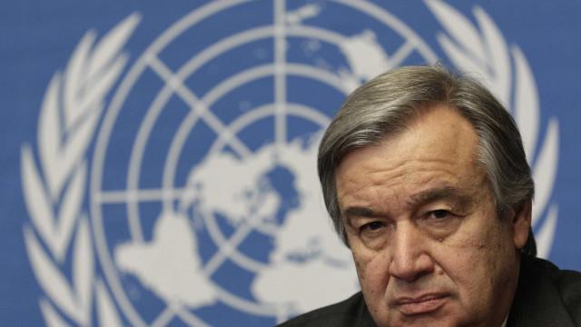 Síria: ONU, regime e oposição de acordo sobre comité constitucional
