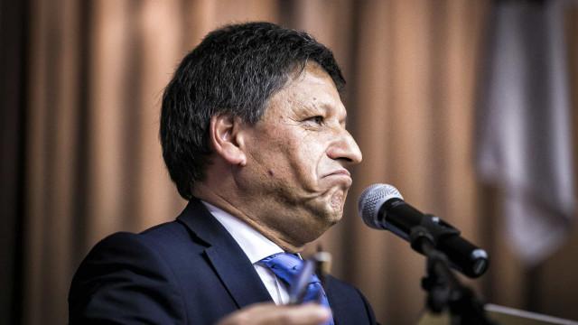Presidente da Proteção Civil e secretário de Estado arguidos