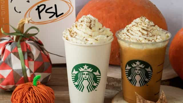 Starbucks prepara-se para o outono com regresso do Pumpkin Spice Latte