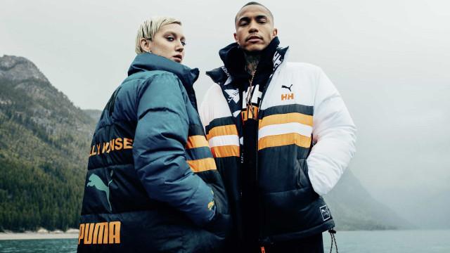 PUMA X HELLY HANSEN lança coleção streetstyle inspirada nos anos 90
